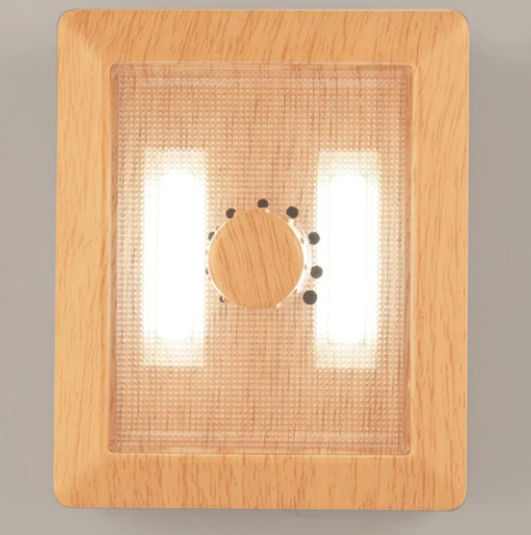 A photo of the Wood Dimmer Light product