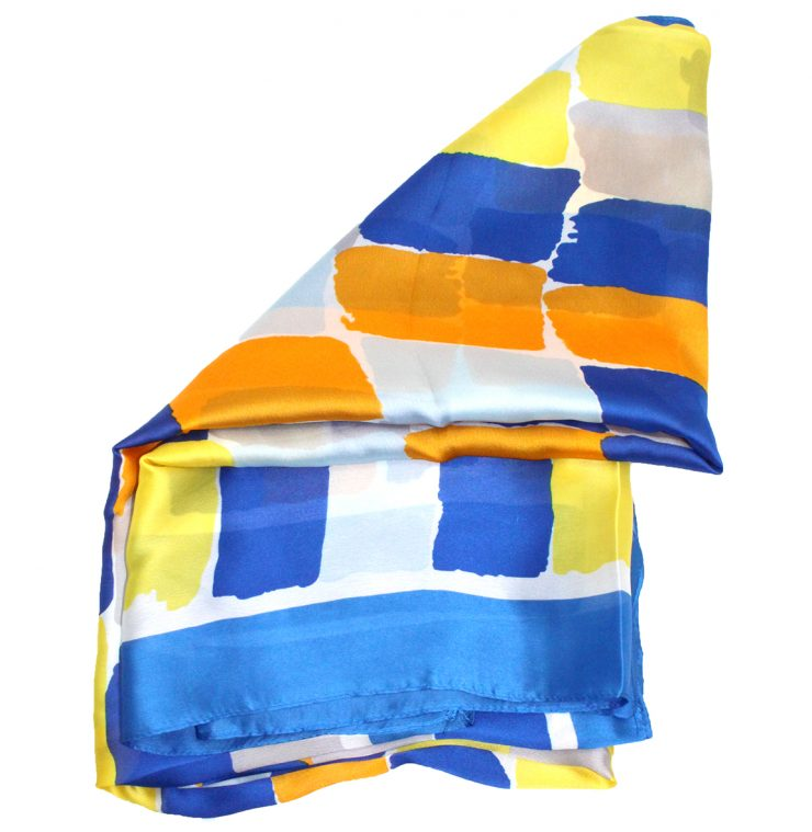 A photo of the Spring Vibes Scarf product