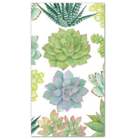 A photo of the Succulent Napkins product