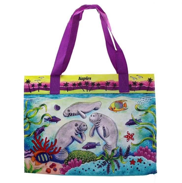 A photo of the Naples Tote Bags product