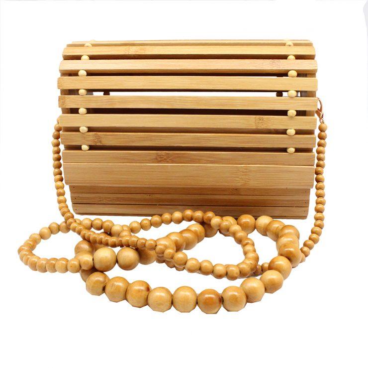 A photo of the Vera Oak Handbag product