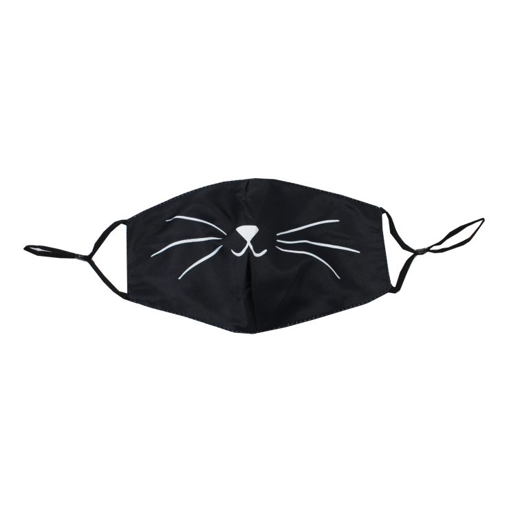 A photo of the Cat Face Mask product