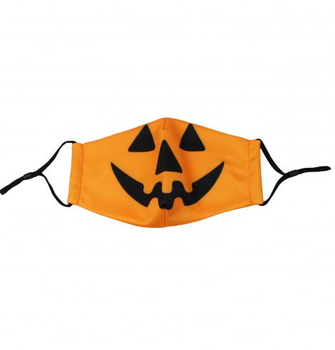 A photo of the Jack-O-Lantern Face Mask product