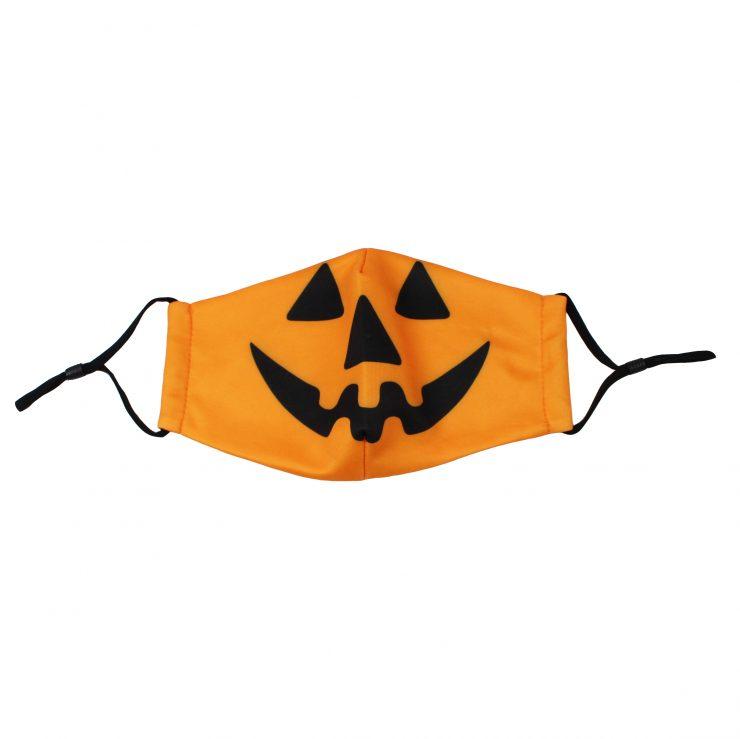 A photo of the Jack-O-Lantern Face Mask product