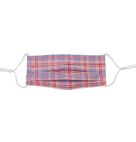A photo of the Pretty Plaid Face Mask product