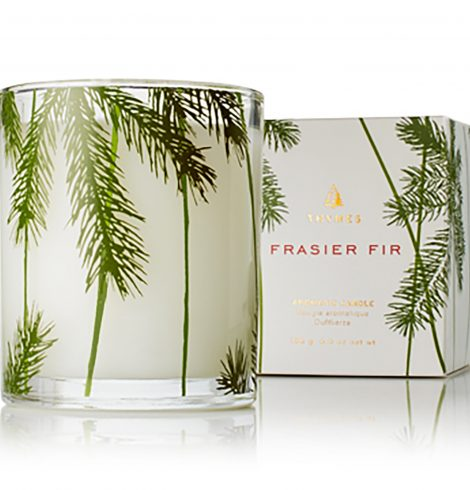A photo of the Frasier Fir Pine Needle Candle product