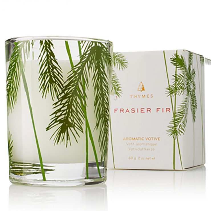 A photo of the Frasier Fir Votive Candle product
