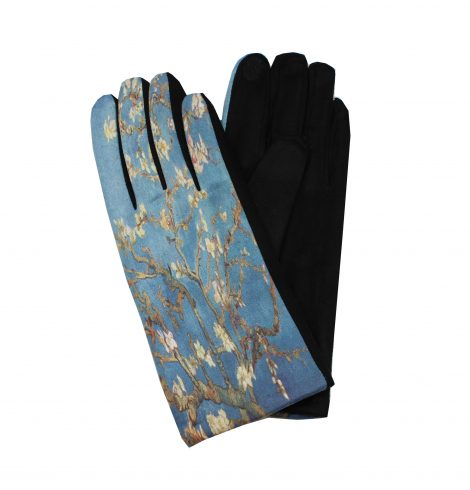 A photo of the Almond Blossom Gloves product