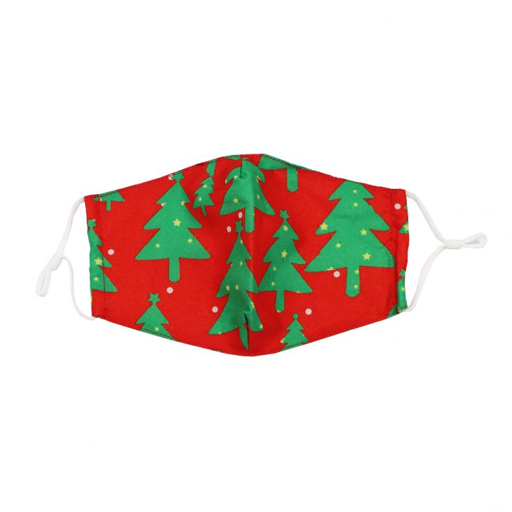 A photo of the Christmas Tree Face Mask product