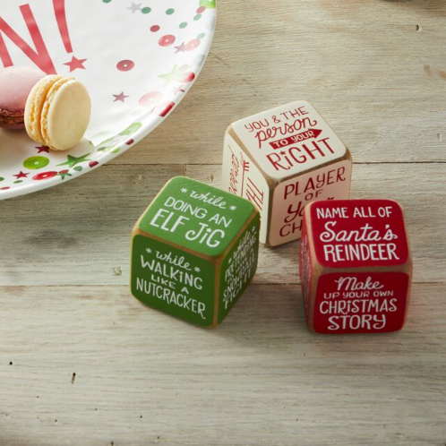 A photo of the Party Starter Dice product