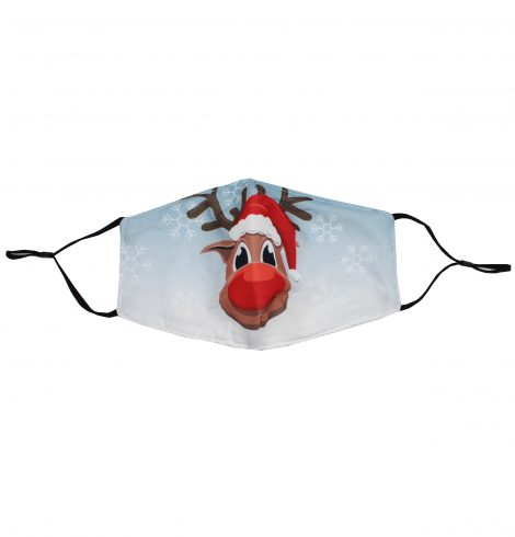 A photo of the Rudolph Face Mask product