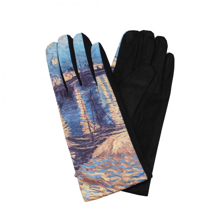 A photo of the Night Sailing Gloves product