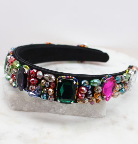 A photo of the A Touch Of Bling Headband product