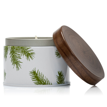 A photo of the Frasier Fir Candle Tin product
