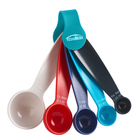 A photo of the Measuring Spoons product