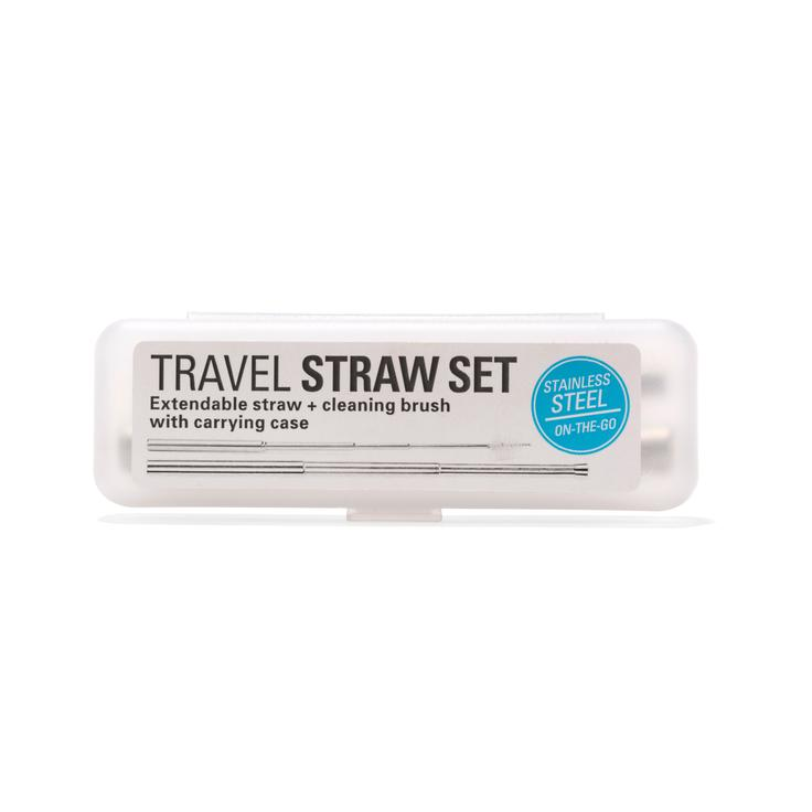 A photo of the Travel Straw Set product