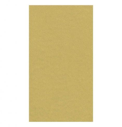 A photo of the Paper Linen Solid Guest Towel Napkins in Gold product