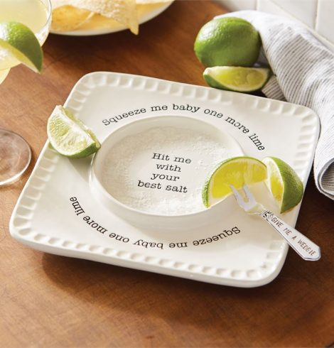 A photo of the Lime & Salt Rimmer Set product