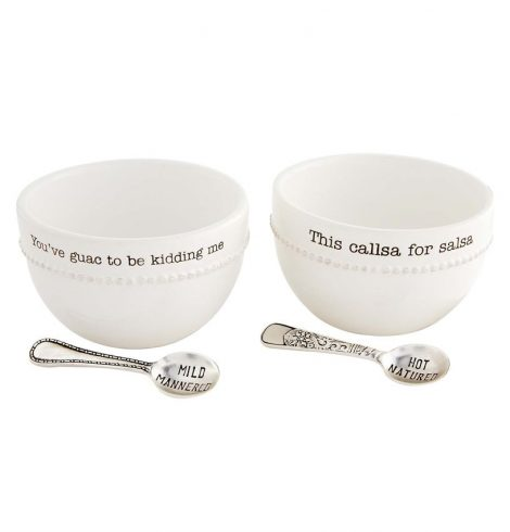 A photo of the Salsa & Guac Dip Set product