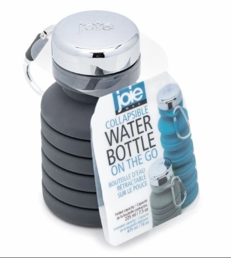 A photo of the Collapsible Silicone Water Bottle product