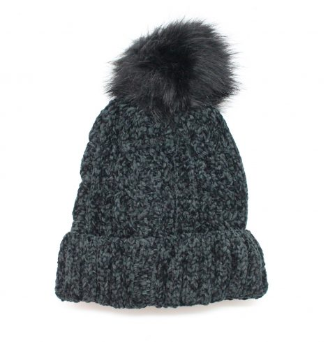 A photo of the Velvet Winter Beanie product