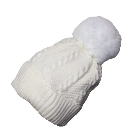 A photo of the Classic Pom Pom Beanie product