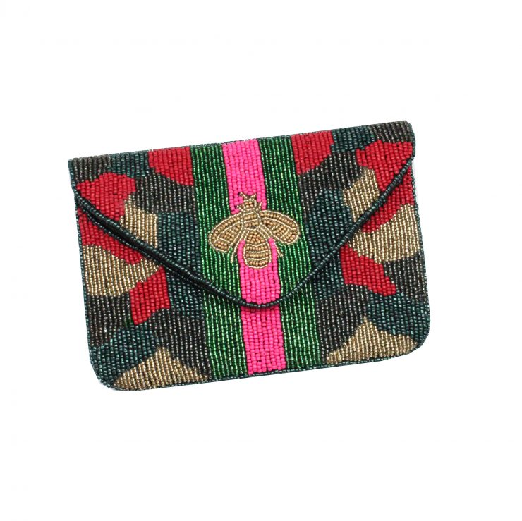 A photo of the Mini Queen Bee Clutch product