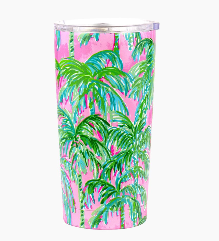 A photo of the Lilly Pulitzer Tumbler In Suite Views product
