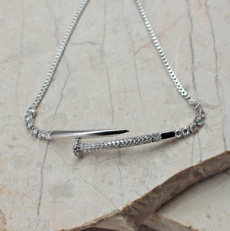 A photo of the Nailed It Adjustable Bracelet product