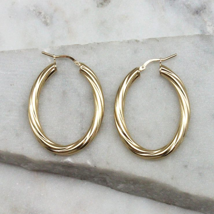 A photo of the Serena Hoops product