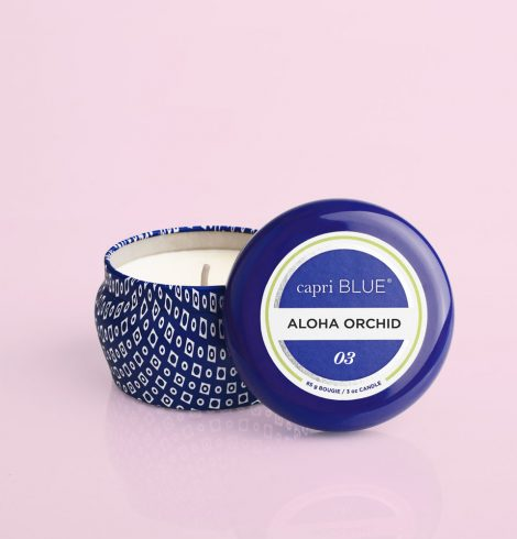 A photo of the Aloha Orchid Mini Tin product