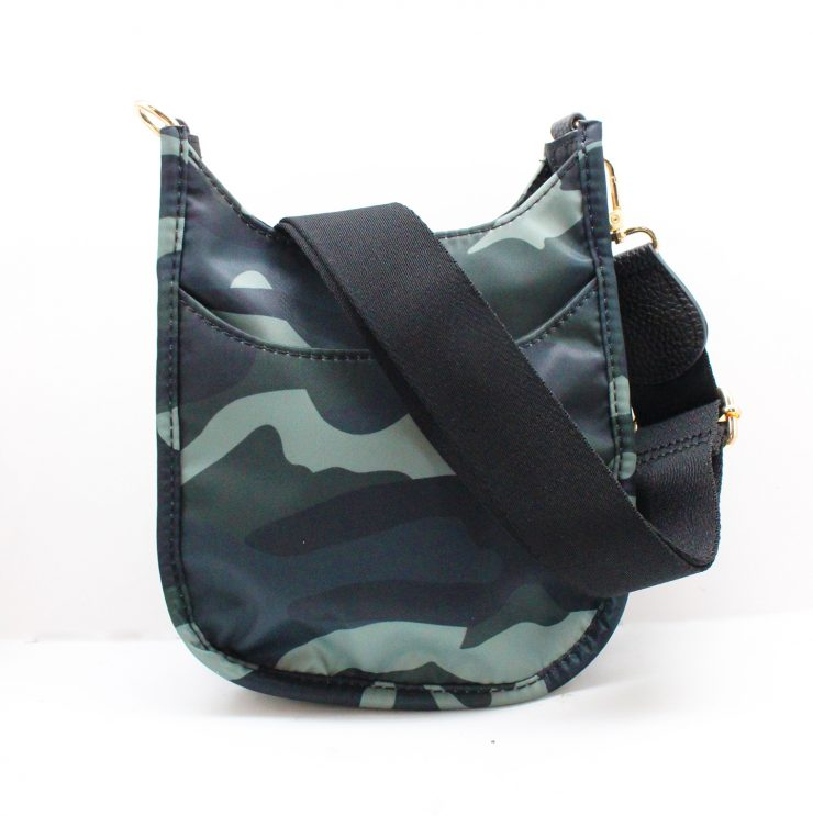 A photo of the Mini Messenger Bag In Camo product