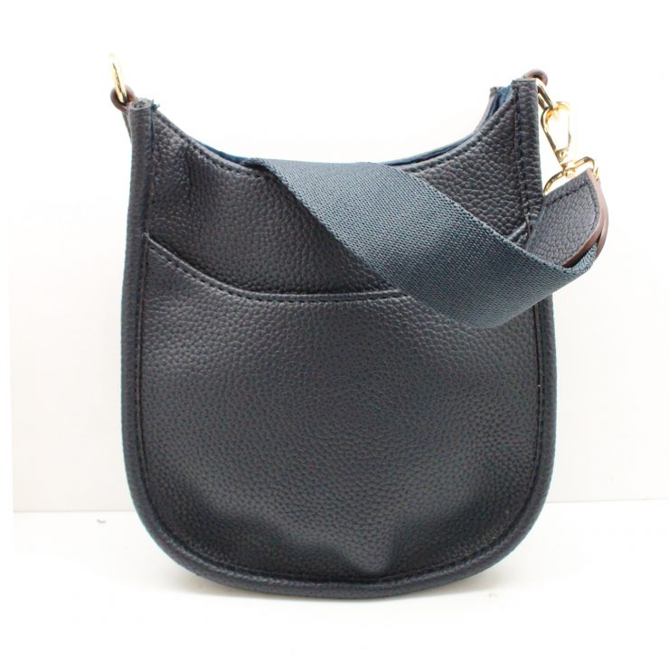 A photo of the Mini Messenger Bag In Navy product