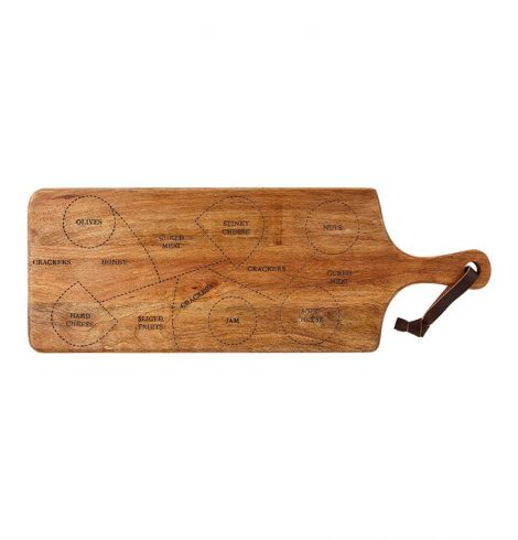 A photo of the Charcuterie Serving Board product