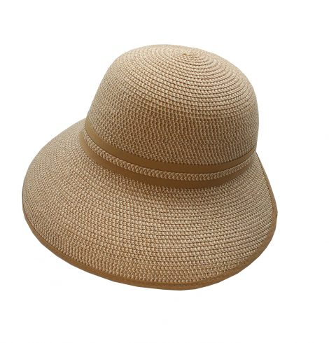 A photo of the Flora Hat In Toast product