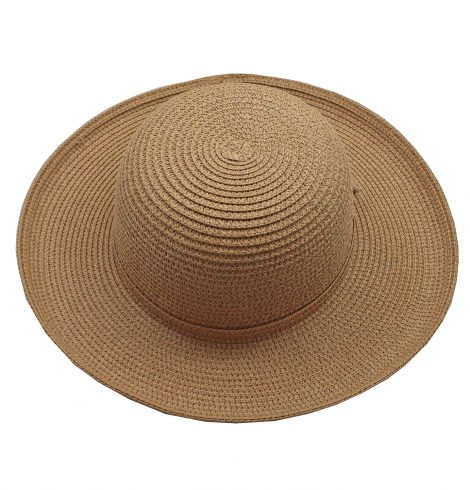 A photo of the Sophia Hat In Toast product
