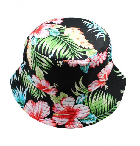 A photo of the Tropical Escape Bucket Hat product
