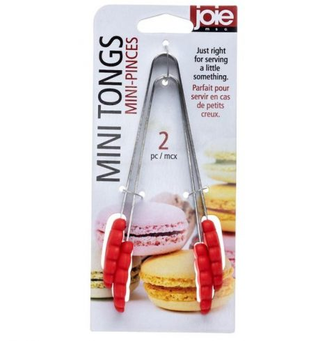 A photo of the Mini Serving Tongs Set product