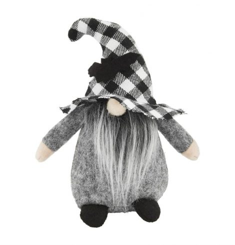 A photo of the Small Buffalo Check Gnome product