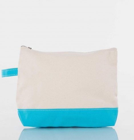 A photo of the Canvas Makeup Bag product