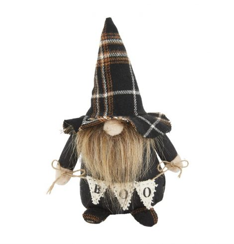A photo of the Small Plaid Gnome product