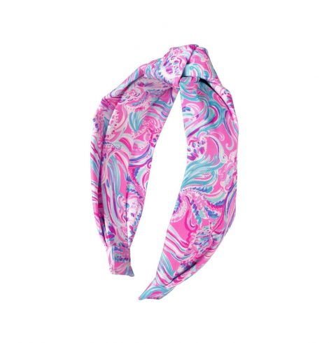 A photo of the Lilly Pulitzer Headband In Don't Be Jelly product
