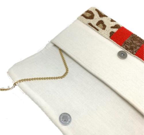 A photo of the Jess Beaded Handbag product