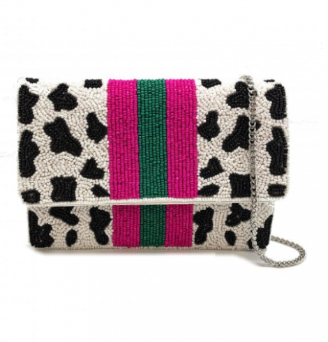 A photo of the Spotted Mini Handbag product
