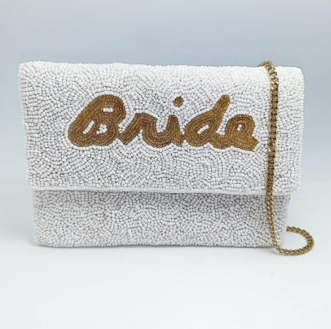 A photo of the Bride Mini Handbag product