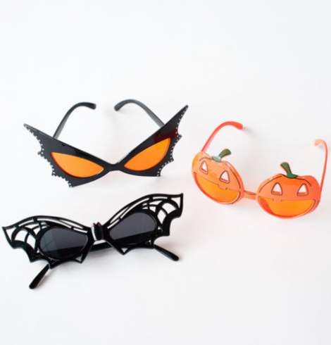 A photo of the Halloween Sunglasses product
