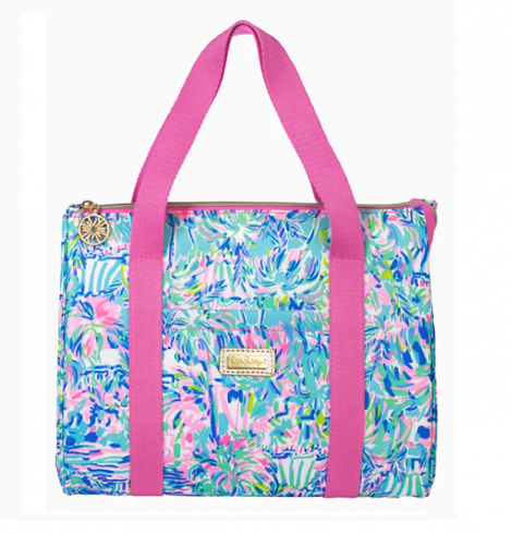 A photo of the Lilly Pulitzer Lunch Cooler In Cabana Cocktail product