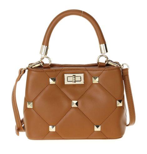 A photo of the Jessa Handbag In Camel product