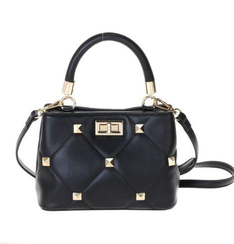 A photo of the Jessa Handbag In Black product