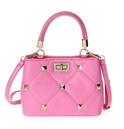 A photo of the Jessa Handbag In Pink product